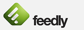 Sígueme en Feedly Feedly