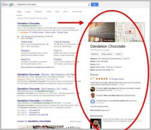 Google my business para mejorar tu posicionamiento web