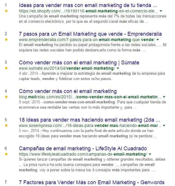 email marketing como vender mas marketing contenidos