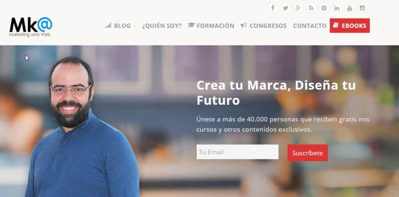 Blog de Marketing Digital y Social Media de Miguel Florido
