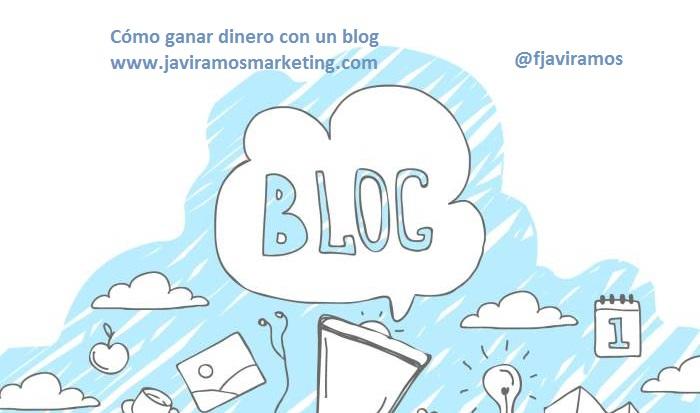 Como Ganar Dinero Con Un Blog Portada