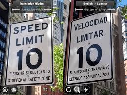 Google no solo es un traductor de texto, también traduce imágenes