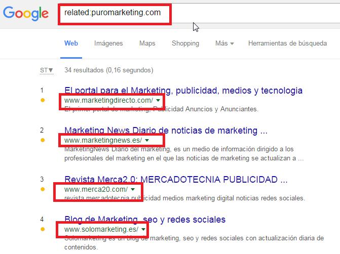 Buscador Google Comandos Y Más Trucos Javier Ramos