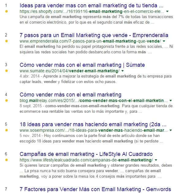 email marketing como vender mas marketing contenidos