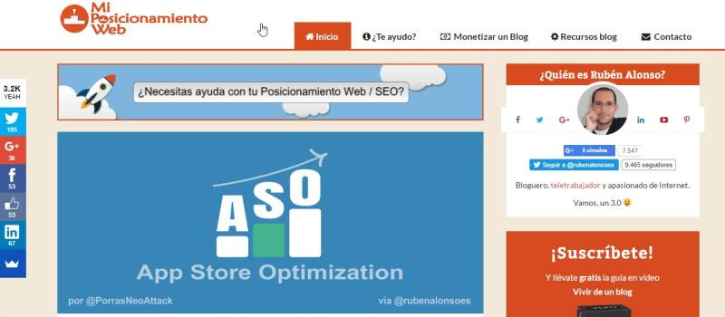 Posicionamiento_web_Vivir_de_un_blog