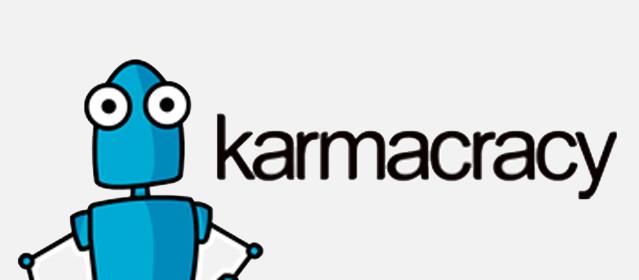 karmacracy acortar url