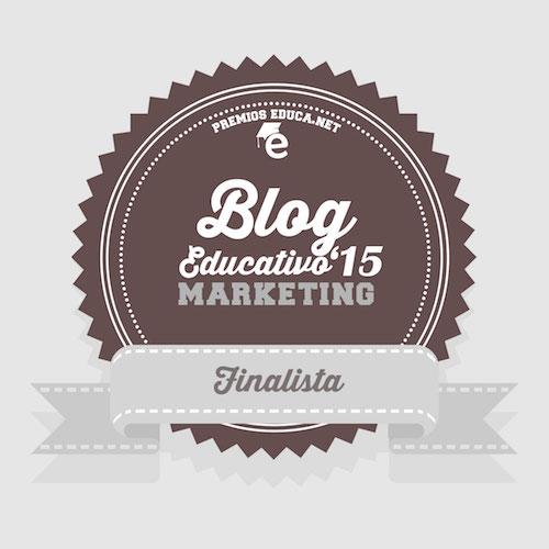 Finalista Premios Educa 2015