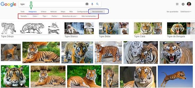 Buscador imagenes Goolge