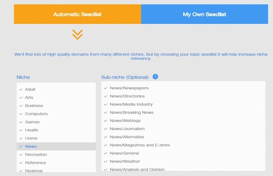 Serpdrive expired domains buy cheap domains